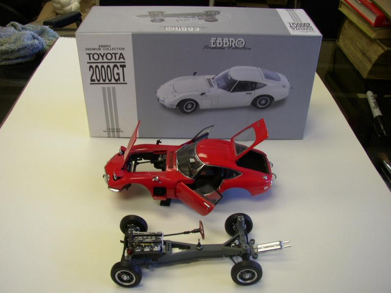 kai art international scale model car